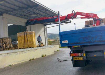Γερανομεταφορές, e-geranoi.gr, Αντωνάκης, ΑΝΤΩΝΑΚΗΣ
